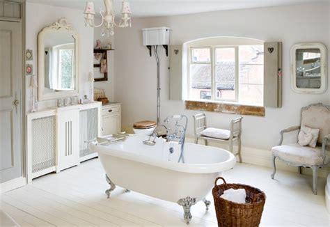 bagno chic tutti i segreti per realizzare un bagno shabby chic