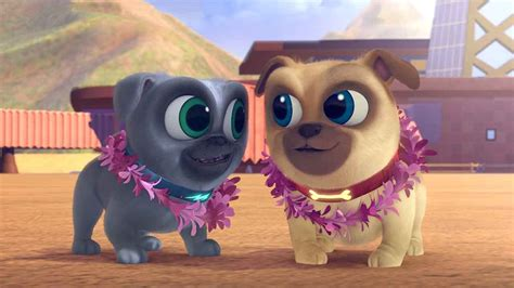 puppy pals puppy pals to premiere april 14 on disney channel animation world network