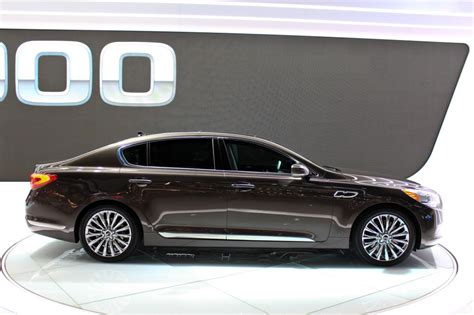 Kia Optima K900 2015 Kia K900 La Auto Show And Photos