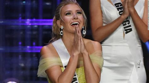 Miss Usas Crimes Against by Miss Usa Questioned About Racial Slur Cnn
