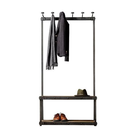 coat rack and shoe bench organizing accessories and creative storage solutions