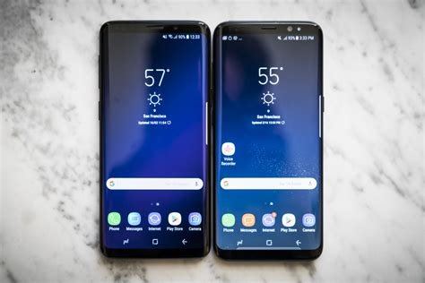 Samsung Galaxy S10 Vs S9 by The Galaxy S9 Is Just The Calm Before The Next Big Thing Pcworld