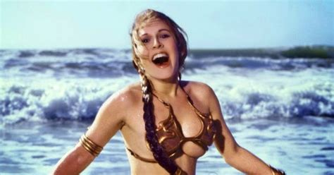 Star Wars Carrie Fisher Livre Une Interview Lucide Sur