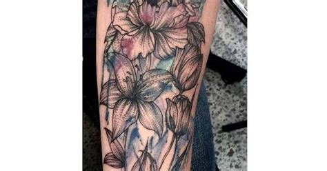 chronic ink tattoo zeke chronic ink tattoo toronto tattoo watercolour and