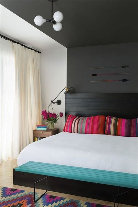 vibrant bedroom colors a brooklyn home with a vibrant color palette aphrochic modern soulful style