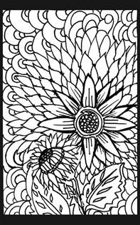 flower coloring pattern free coloring pages starburst flower