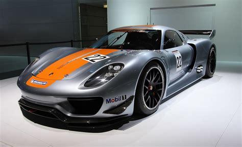 Porsche All But Confirms Plans For A Mid Engine Supercar