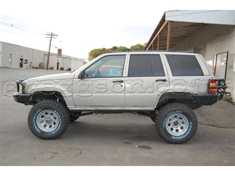 jeep grand zj 7 lift kit suspension arm