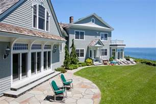 new england coastal home plans home design and style