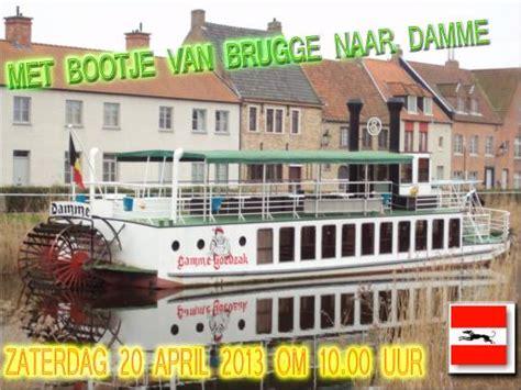bootje brugge activiteiten 2013 met bootje naar damme 2013 walraetstraat