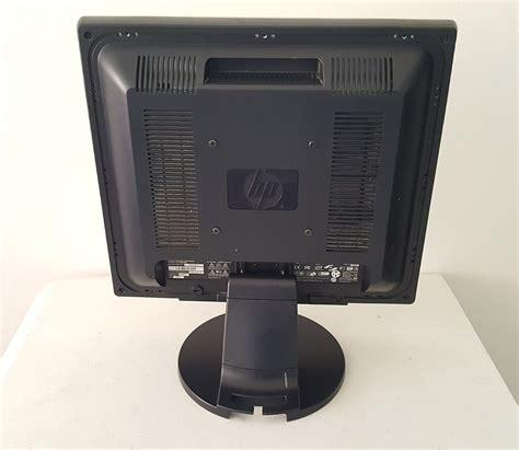 Monitor Hp L1706 monitor hp l1706 17 pulgadas lcd 599 00 en mercado libre