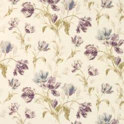 Country Chic Bedroom Decorating Ideas gosford meadow plum wallpaper at laura ashley