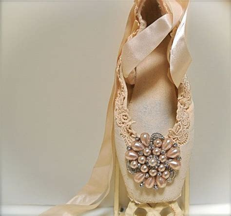 diy ballet shoes the sun king a royal blush ballet pointe shoe altered