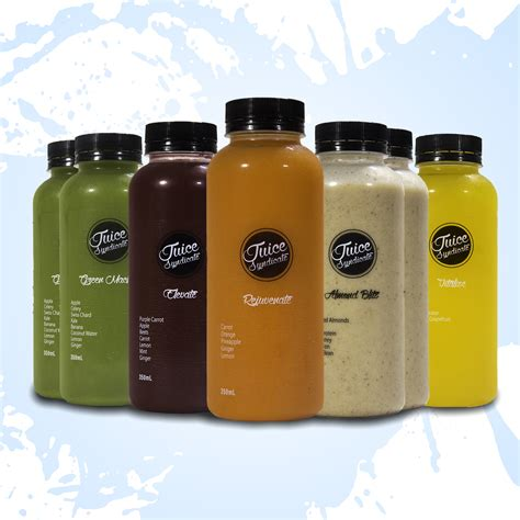 Juice Detox Aus by Juice Cleanse Standard Juice Syndicate