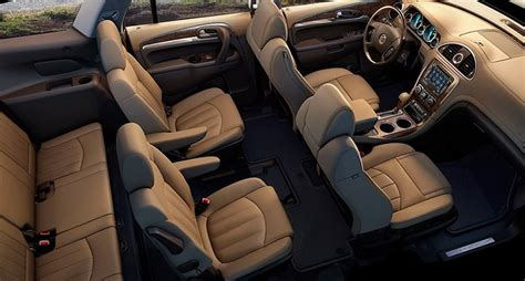 buick enclave interior pictures 2018 buick enclave pictures redesign changes photos