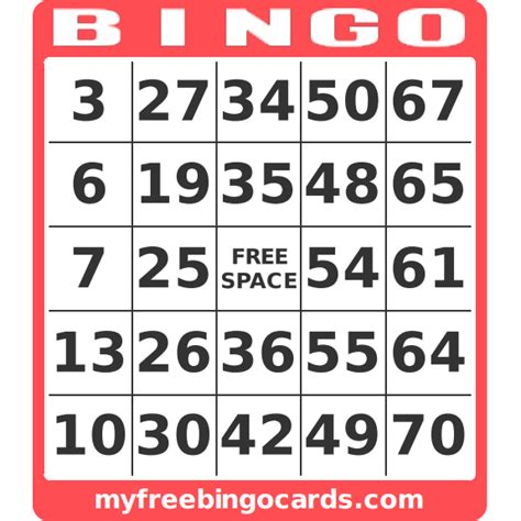 card creator with custom template free printable bingo cards family literacy