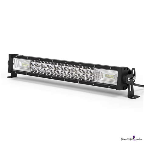 osram led light bar 7d 22 inch combo beam led work light bar 270w 3 rows 150
