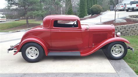 1932 ford for sale 1932 ford 3 window coupe for sale
