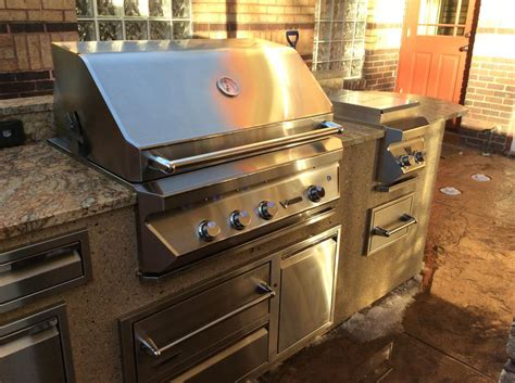 outdoor kitchens denver deluxe outdoor kitchen in denver co hi tech appliance