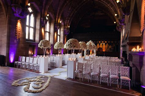 Dining Room Floors by Peckforton Castle Weddings Ceremony