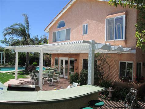 patio covers los angeles vinyl patio covers in los
