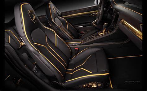 porsche stinger interior 2015 topcar porsche 991 turbo stinger gtr interior 4