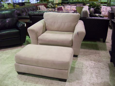 oversized living room chair with ottoman grey chair and a half design ideas best concept