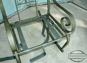 Vinyl Straps For Patio Furniture Repair by How To Repair Vinyl Strap Patio Chairs Let S Get Crafty