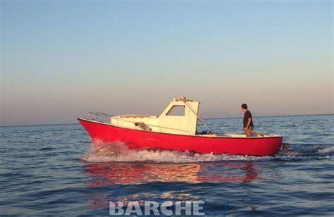 cabinato usato 7 metri orbetello gozzo squalo semicabinato 7 metri id 3485