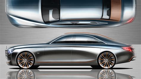 2021 mercedes u class concept proposed by a design