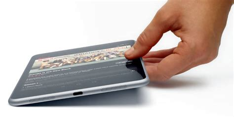 Tablet Ukuran Besar nokia disebut tertarik membuat tablet dengan layar jumbo simomot