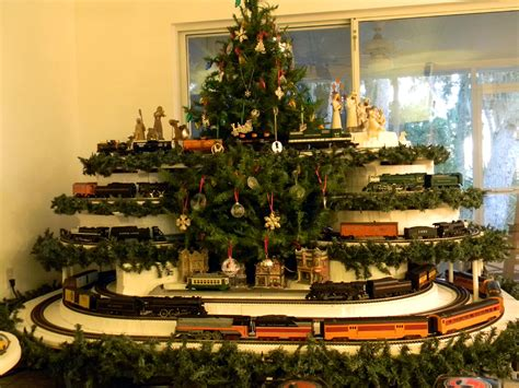 ideas for christmas layouts o gauge railroading on line