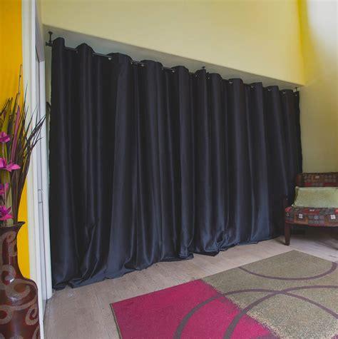 curtain room divider design room divider curtain home design ideas