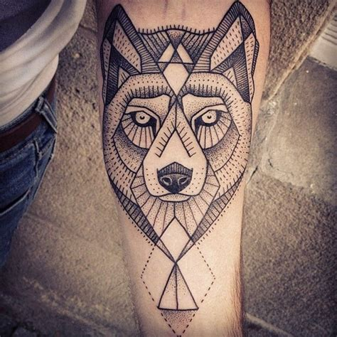 geometric animal tattoos 100 breathtaking geometric designs