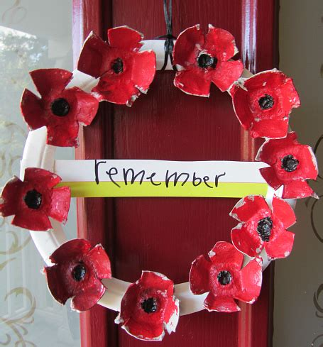 remembrance day crafts for veterans day craft no time for flash cards