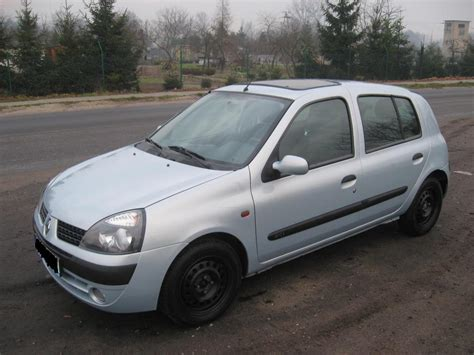 renault reno renault clio ii photos and comments www picautos com