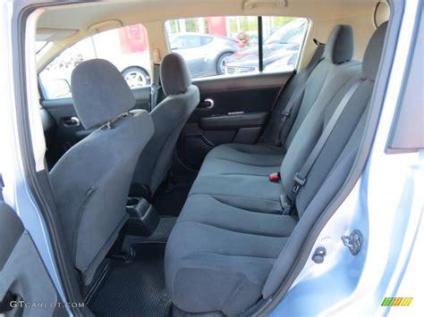 2011 nissan versa interior charcoal interior 2011 nissan versa 1 8 s hatchback photo