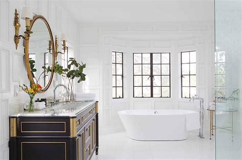 10 worthy bathrooms from luxe with