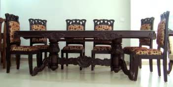 Dining Table Set Kochi Dining Table Wooden Dining Table Designs Kerala