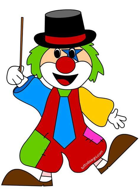 carnevale clipart immagini di carnevale colorate pagliaccio circus