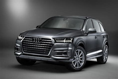 Audi Price In Usa Here It Is I Can T Wait Usa 2017 Audi Q7 Prices