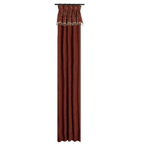 20 inch curtains jennifer taylor bacara collection curtain panel 20 inch