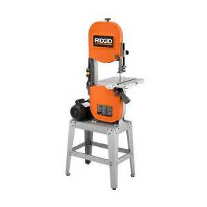band saw home depot ridgid 15 band saw with stand bs1400 the home depot