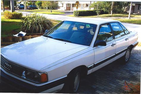kelley blue book classic cars 1988 audi 5000s interior lighting service manual manual cars for sale 1984 audi 5000s auto manual service manual manual cars