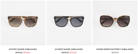 Glasses Charles Keith 4065 charles and keith sale 70 january 2018 save big picodi singapore