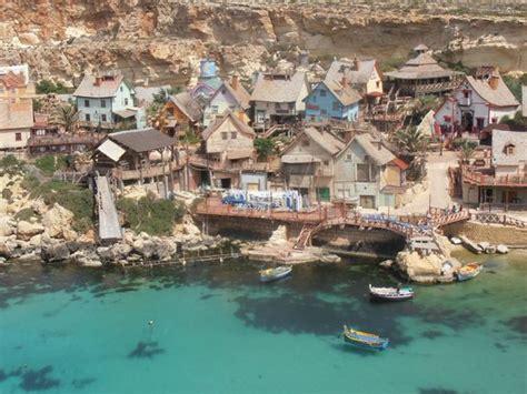 popeye village popeye village picture of popeye village malta mellieha