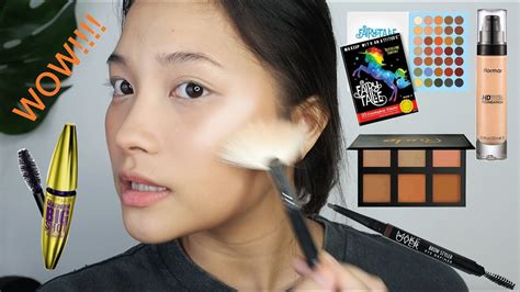 Maskara Maybelline Yang Baru nyobain makeup baru rude maybelline flormar makeover
