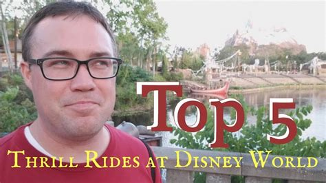 best thrilling top 5 thrilling rides at disney world