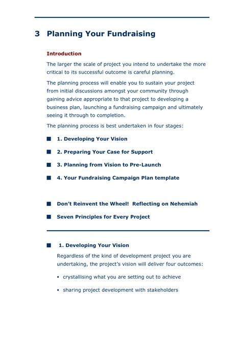 Fundraising Business Plan Template Reportz725 Web Fc2 Com Fundraising Business Plan Template