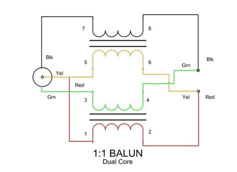 balun wiring diagram 20 wiring diagram images wiring
